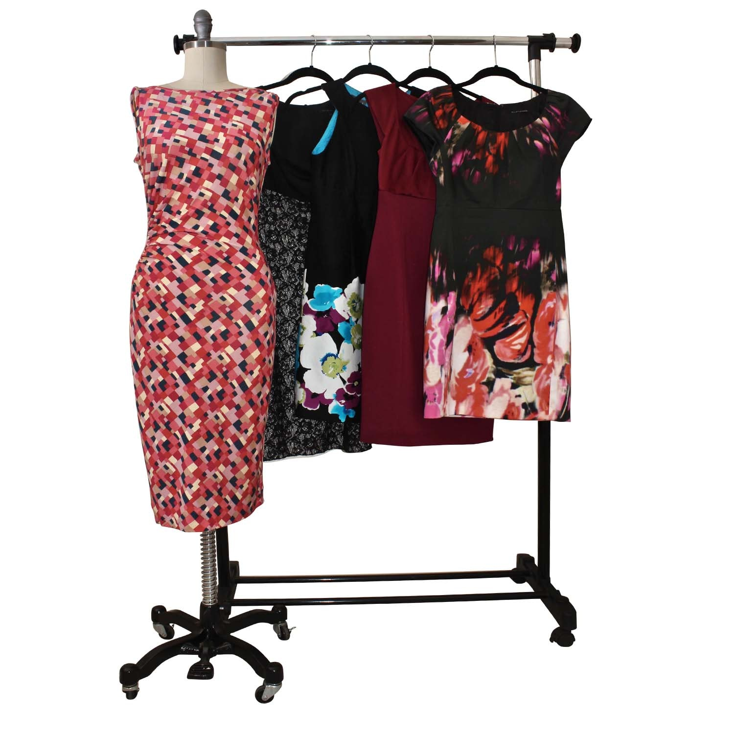 Cocktail Dresses Including Diane Von Furstenburg, Elie Tahara and David Meister