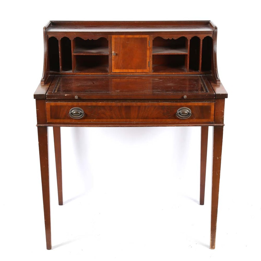 Antique Hepplewhite Style Writing Desk