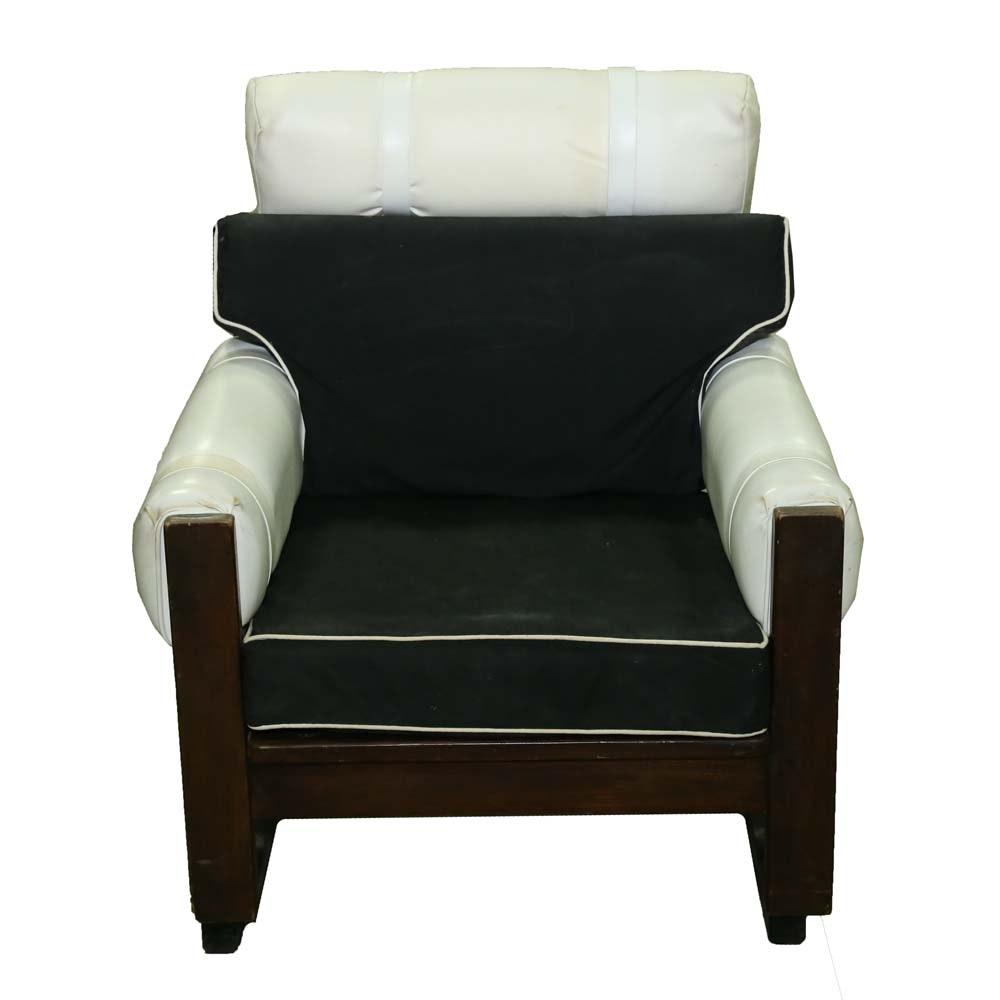 Modernist Style Armchair