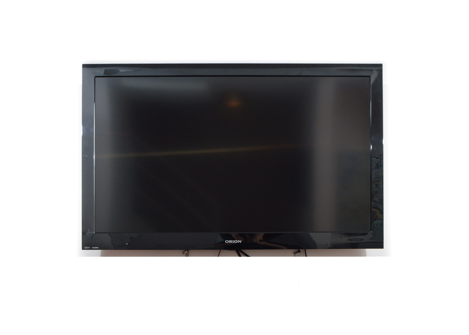 """Orion 50"""" Wall-Mounted Flat Screen Television"""
