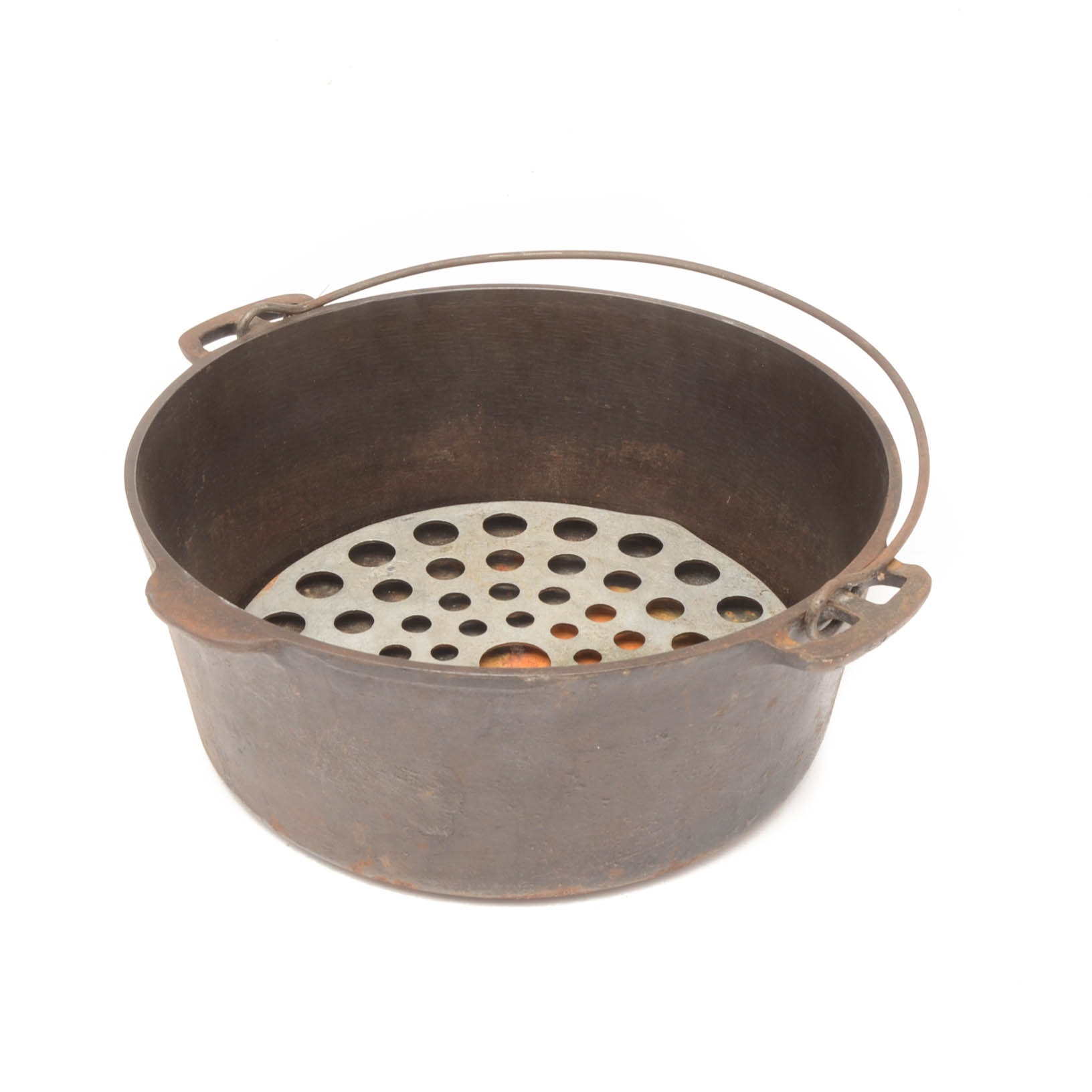 Wagner Cast Iron Pot