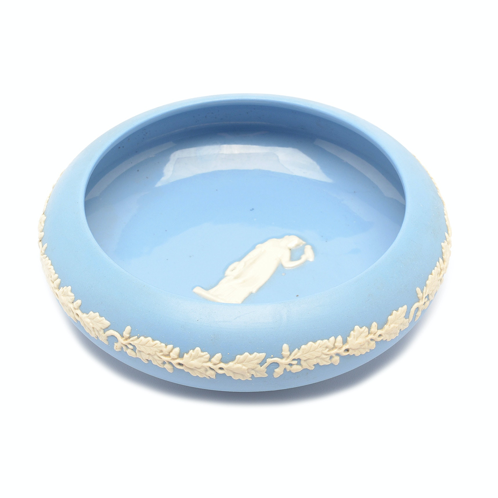 Dudson Hanley Jasperware Pottery Console Bowl