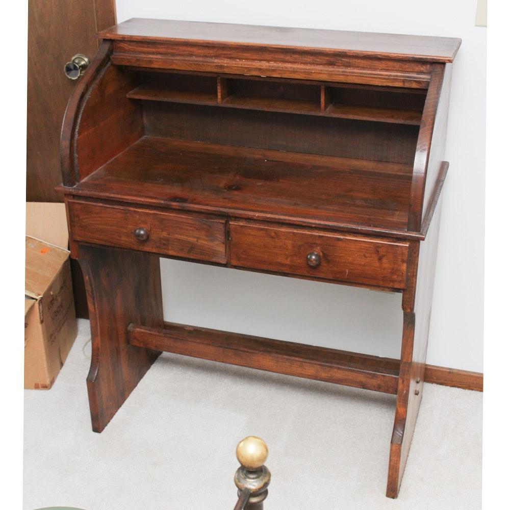 Vintage Wooden Escritoire
