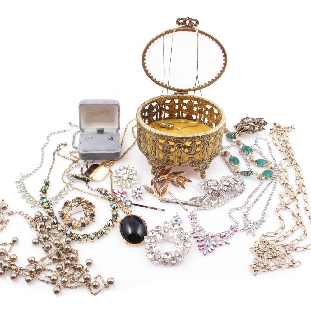 Vintage Cocktail Jewelry