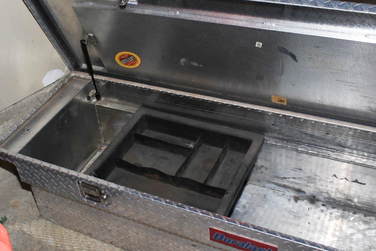 Duralast Truck Bed Tool Box
