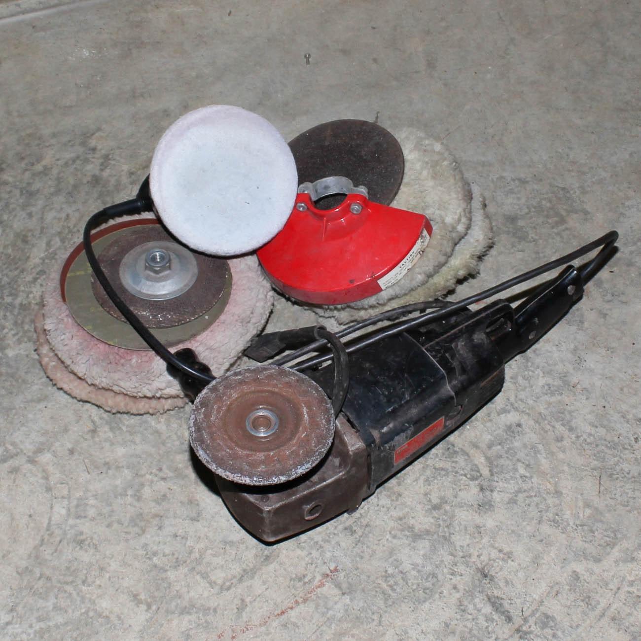 Craftsman Sander and Accessories