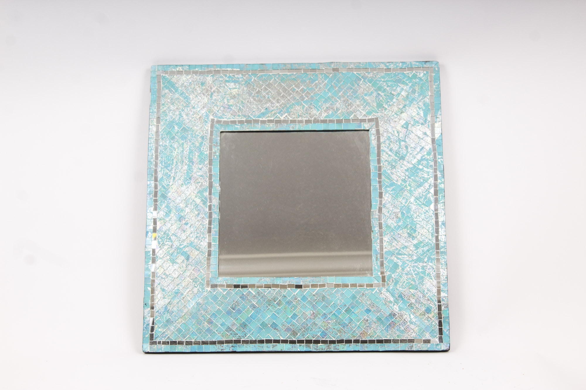 Mosaic Tile Wall Mirror