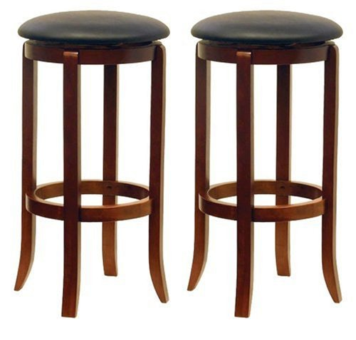 Frontgate Winsome Swivel Bar Stools, New and in Original Box