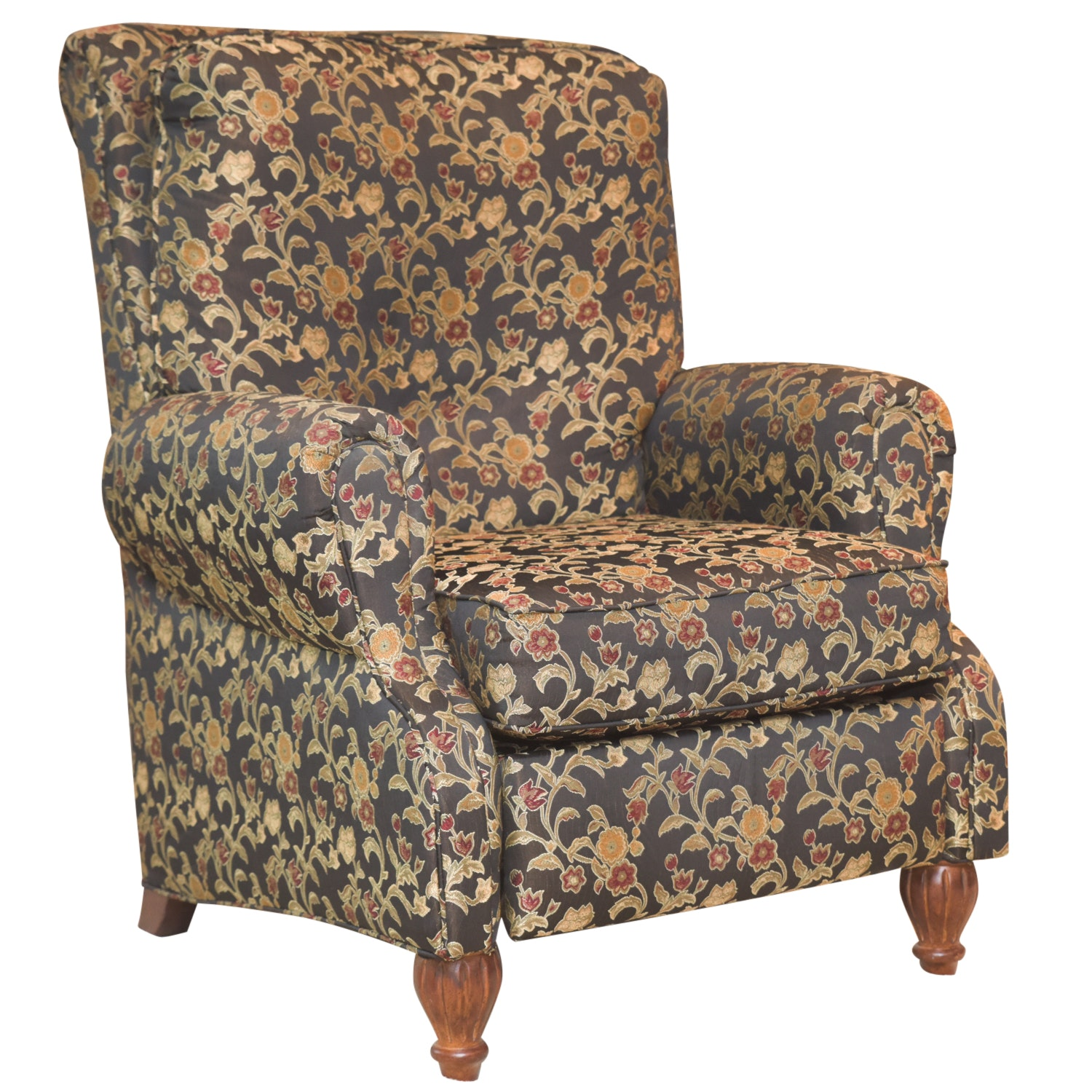 Fairfield Floral Patterned Recliner