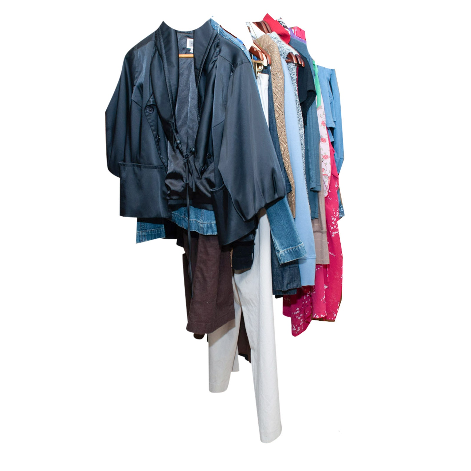 Women's Casual Wear Assortment Including Brooks Brothers and Ralph Lauren