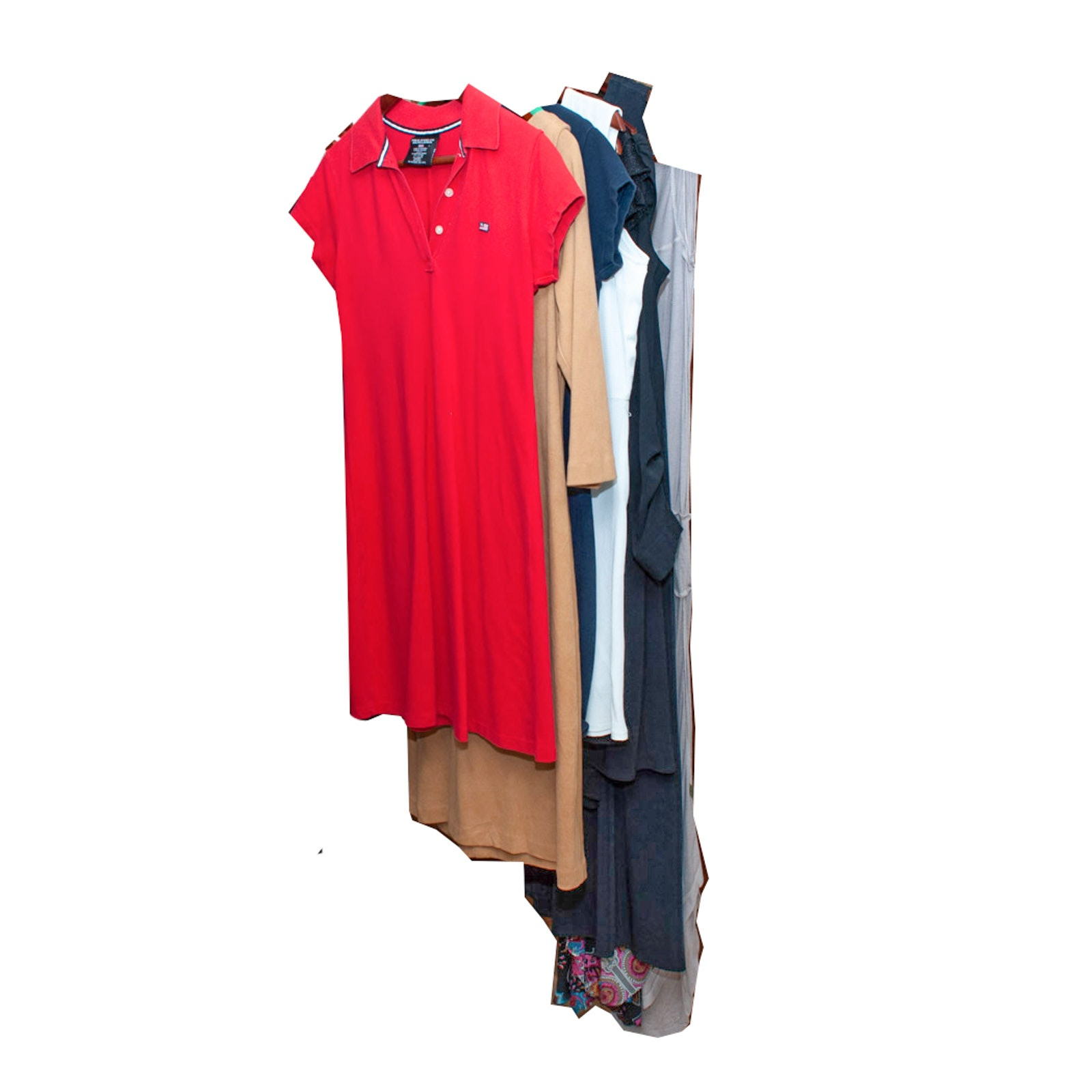 Women's Casual Dresses Including Ralph Lauren and Allen Schwartz