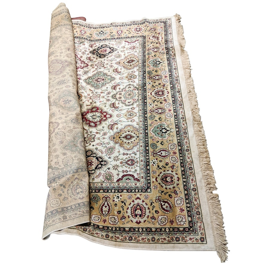 Mina Khani Style Machine Woven Area Rug