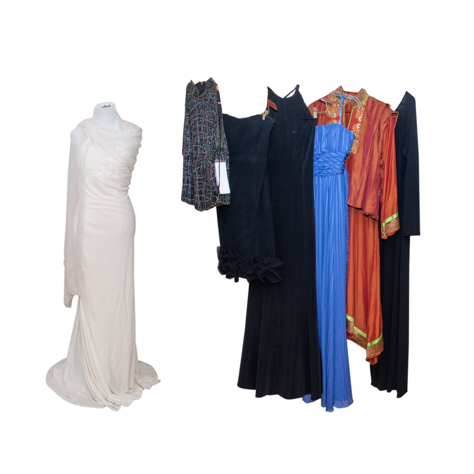 Women's Formal Wear Including Calvin Klein, Papell Boutique and BCBG Maxazria