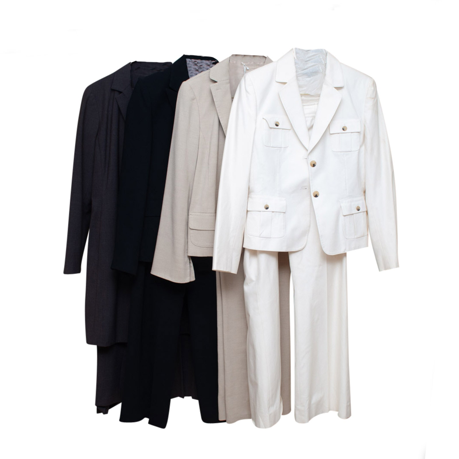 Women's Suits Including Calvin Klein, Tahari, Max Studio, Kenneth Cole New York