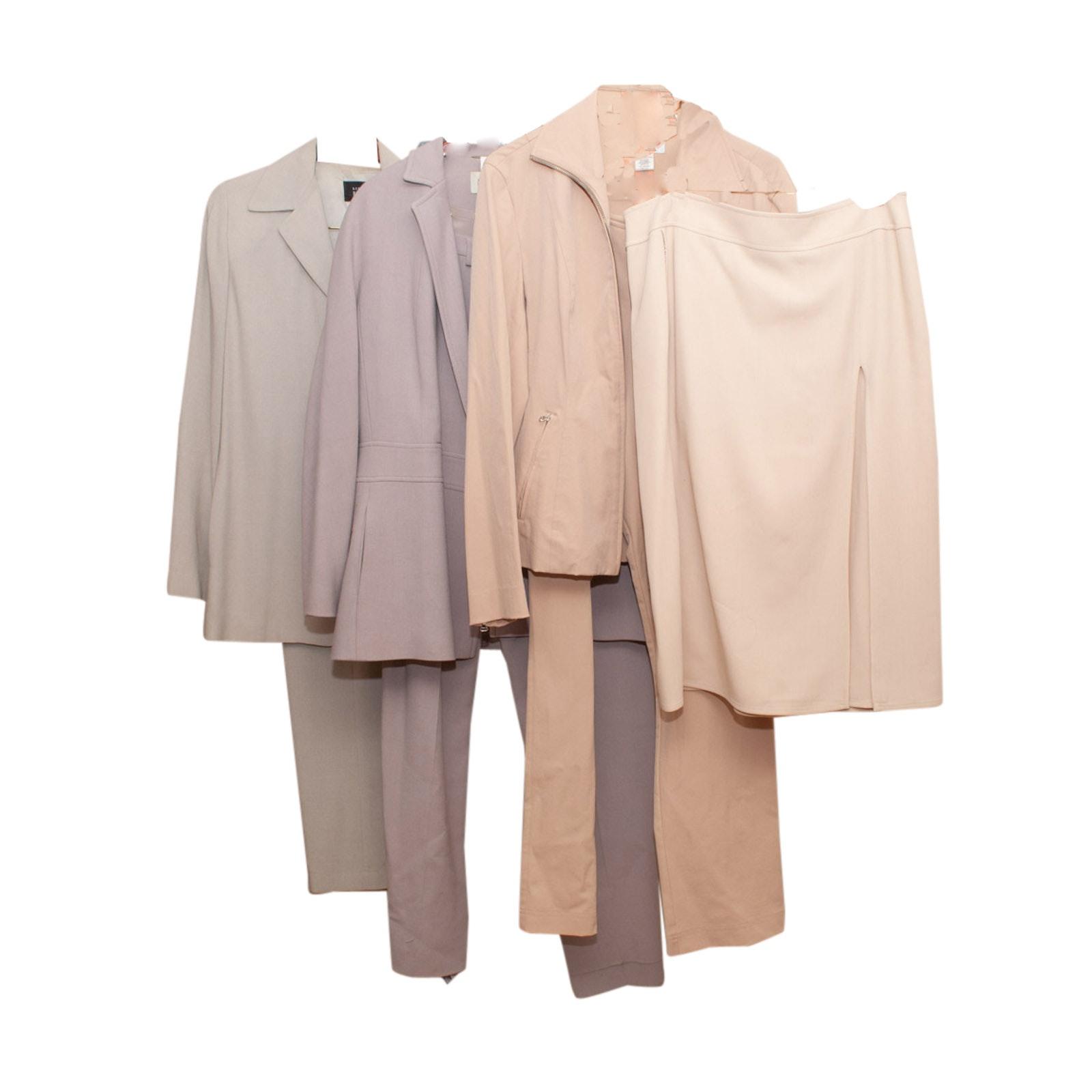 Designer Pant Suits Including Mondi, and AX Armani Exchange