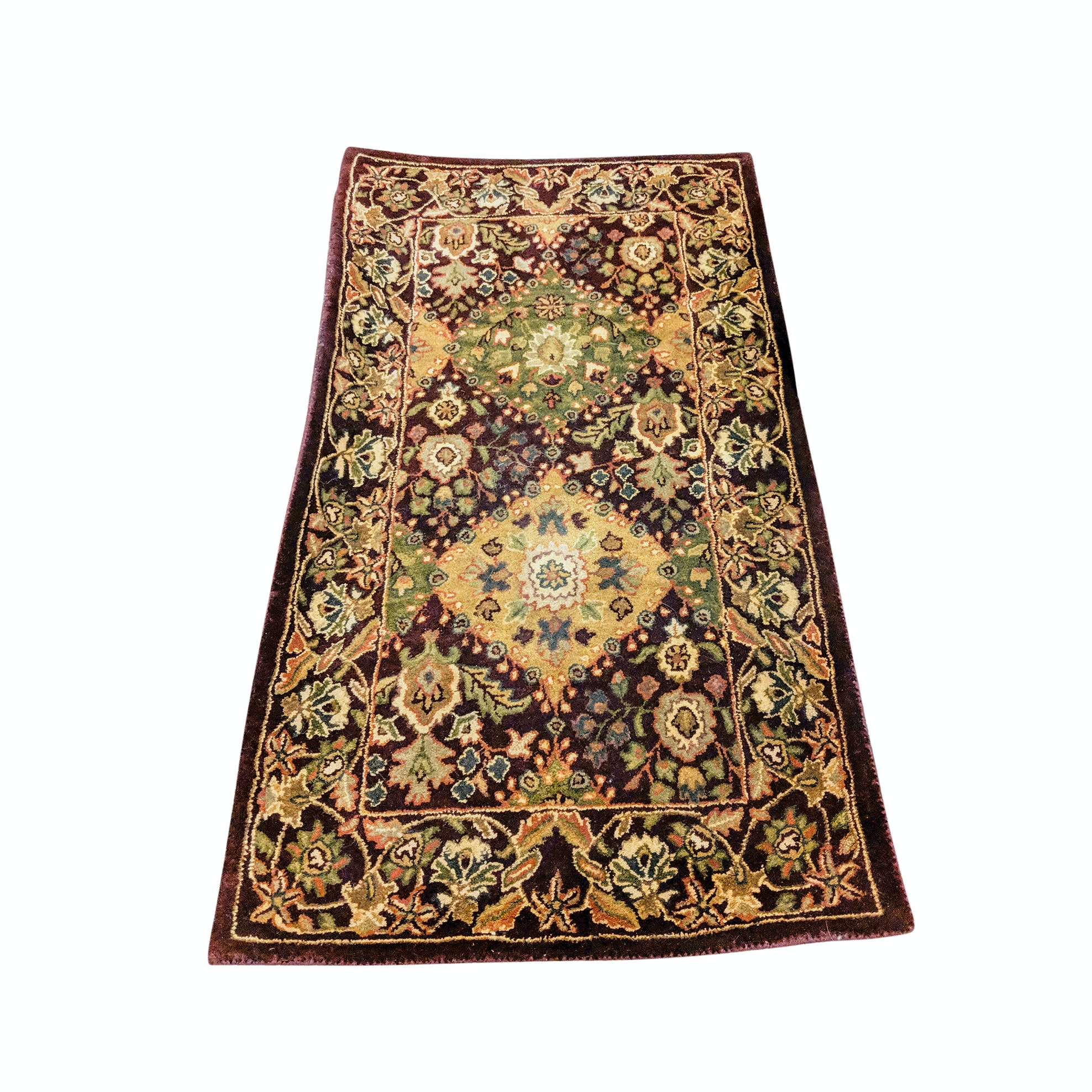 Persian Style Hand-Tufted Kaleen Area Rug by Safavieh