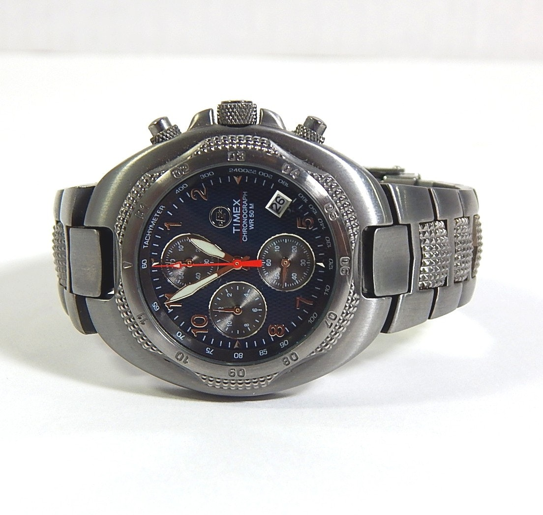 Timex Chronograph Wristwatch