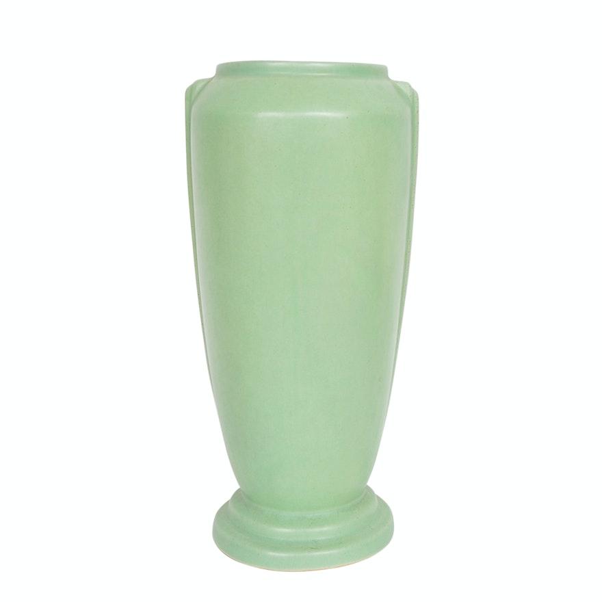 Vintage Frankoma Pottery Vase Ebth