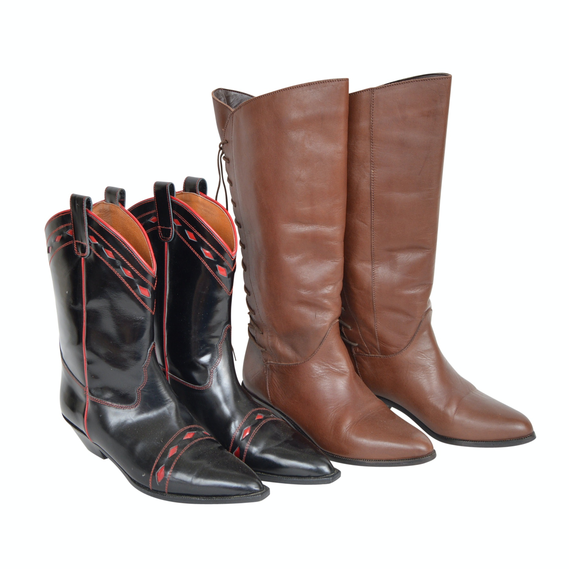 Women's Donald J Pliner and White Mountain Boots