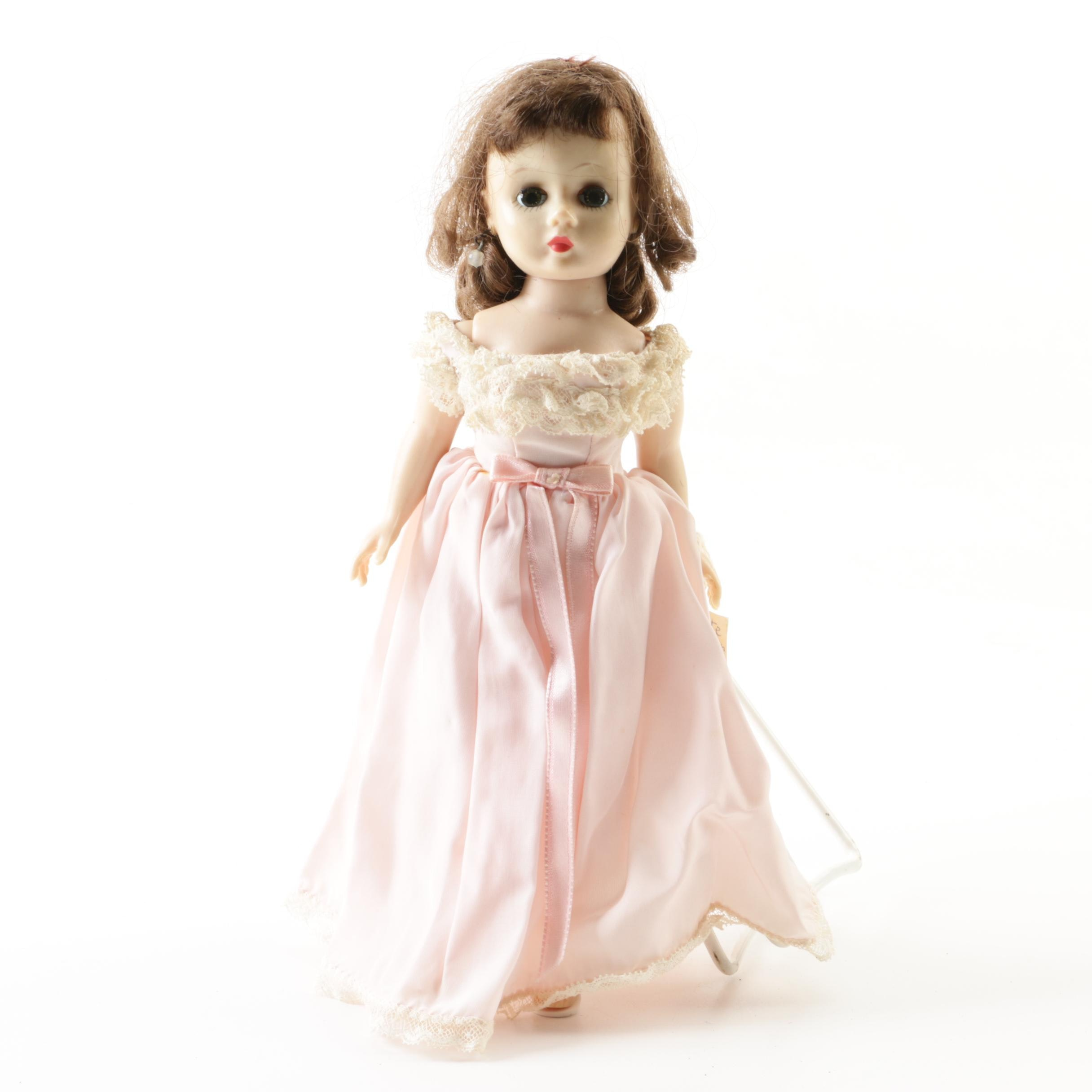 Cissette Plastic Doll by Madame Alexander