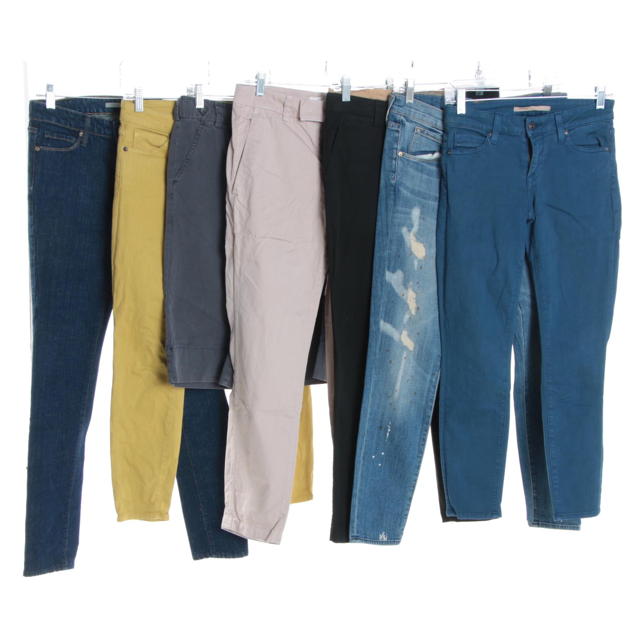 Women's Vince Jeans, Pants and Capris