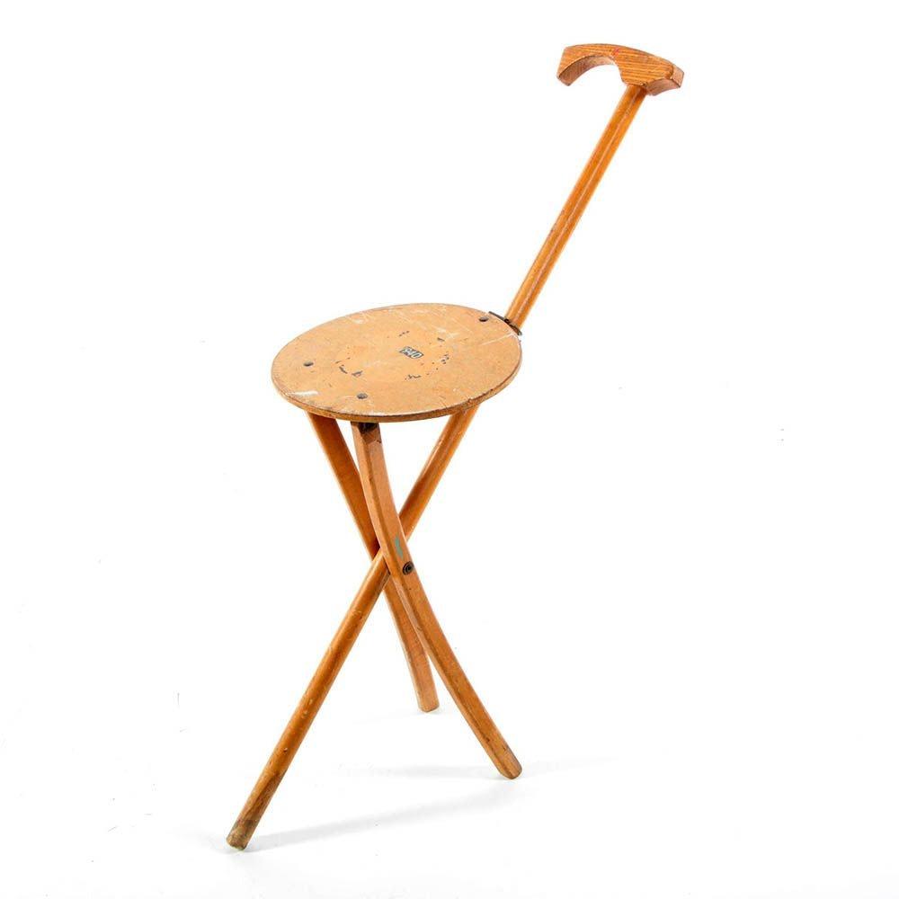 1940 Chicago World's Fair Tripod Chair