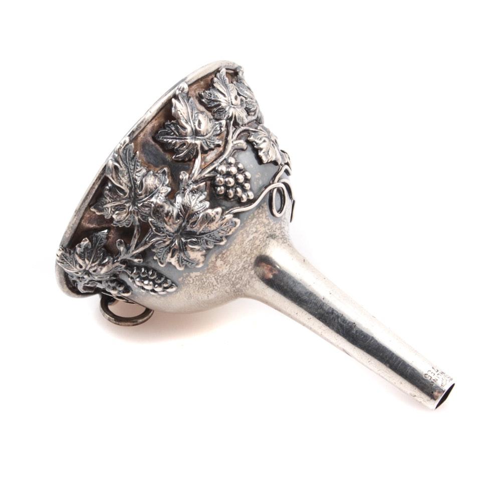 Gorham Sterling Silver Funnel