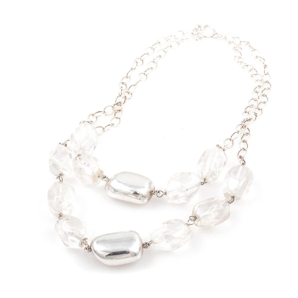 Simon Sebbag Designs Sterling Silver Necklace