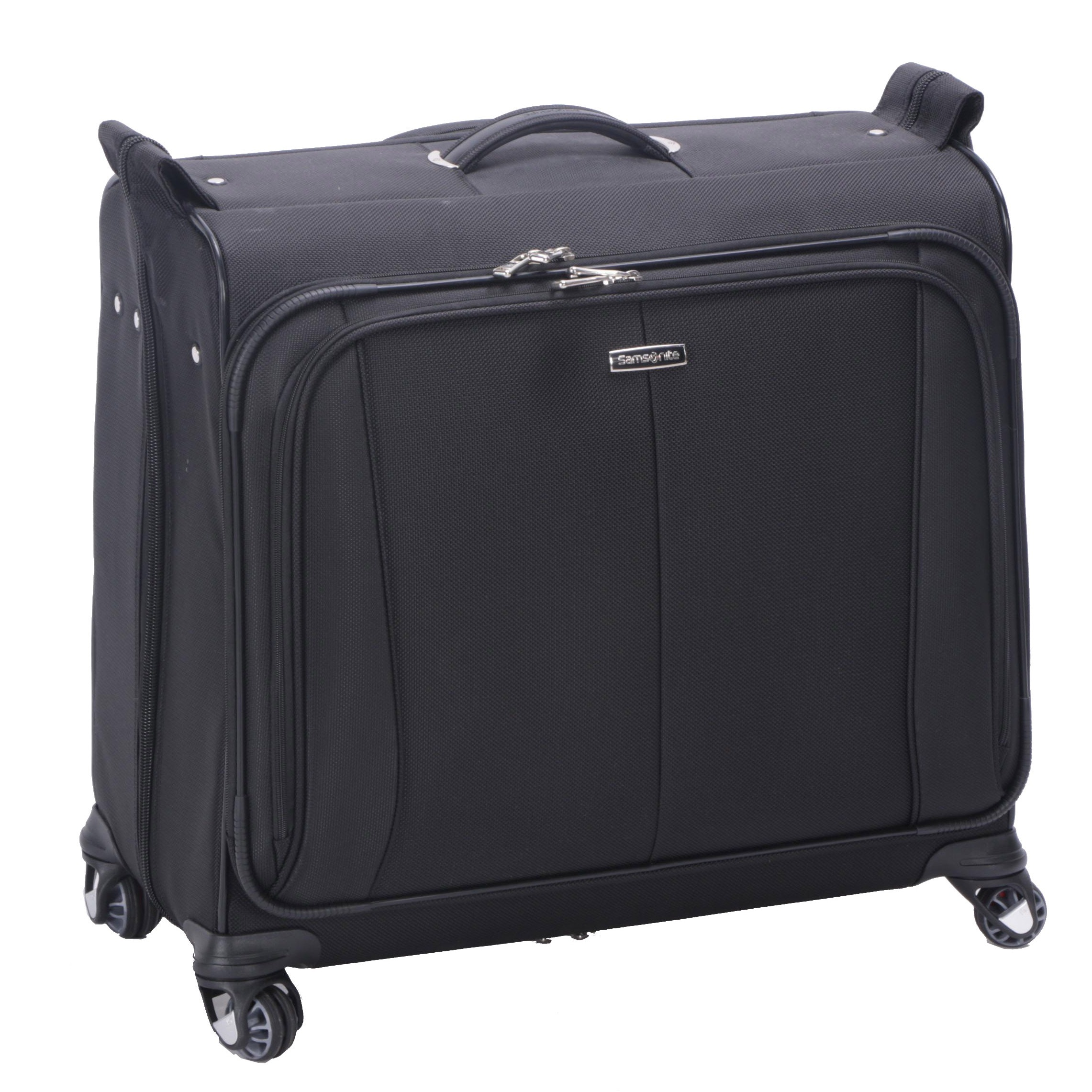 Samsonite Wheeled Garment Bag in Black