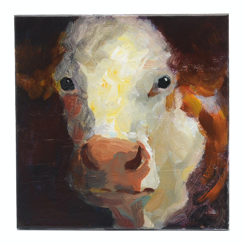 Elle Raines Original Acrylic Painting on Canvas