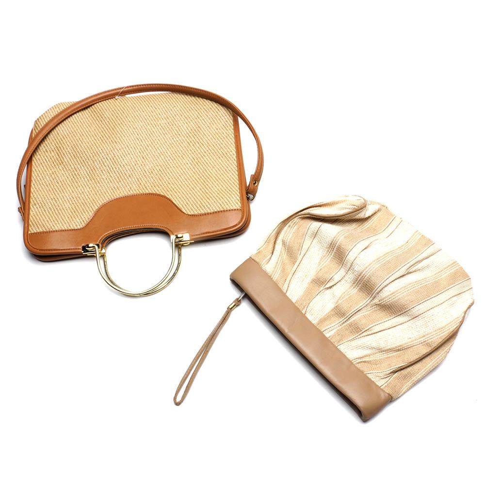 Vintage Handbags Including Richmark