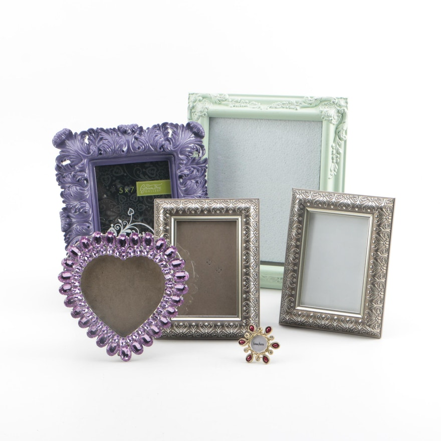 Tabletop Picture Frames including Jay Strongwater : EBTH