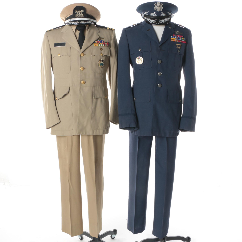"Men's Vintage Replica General of the Air Force ""Hap"" Arnold Uniforms"