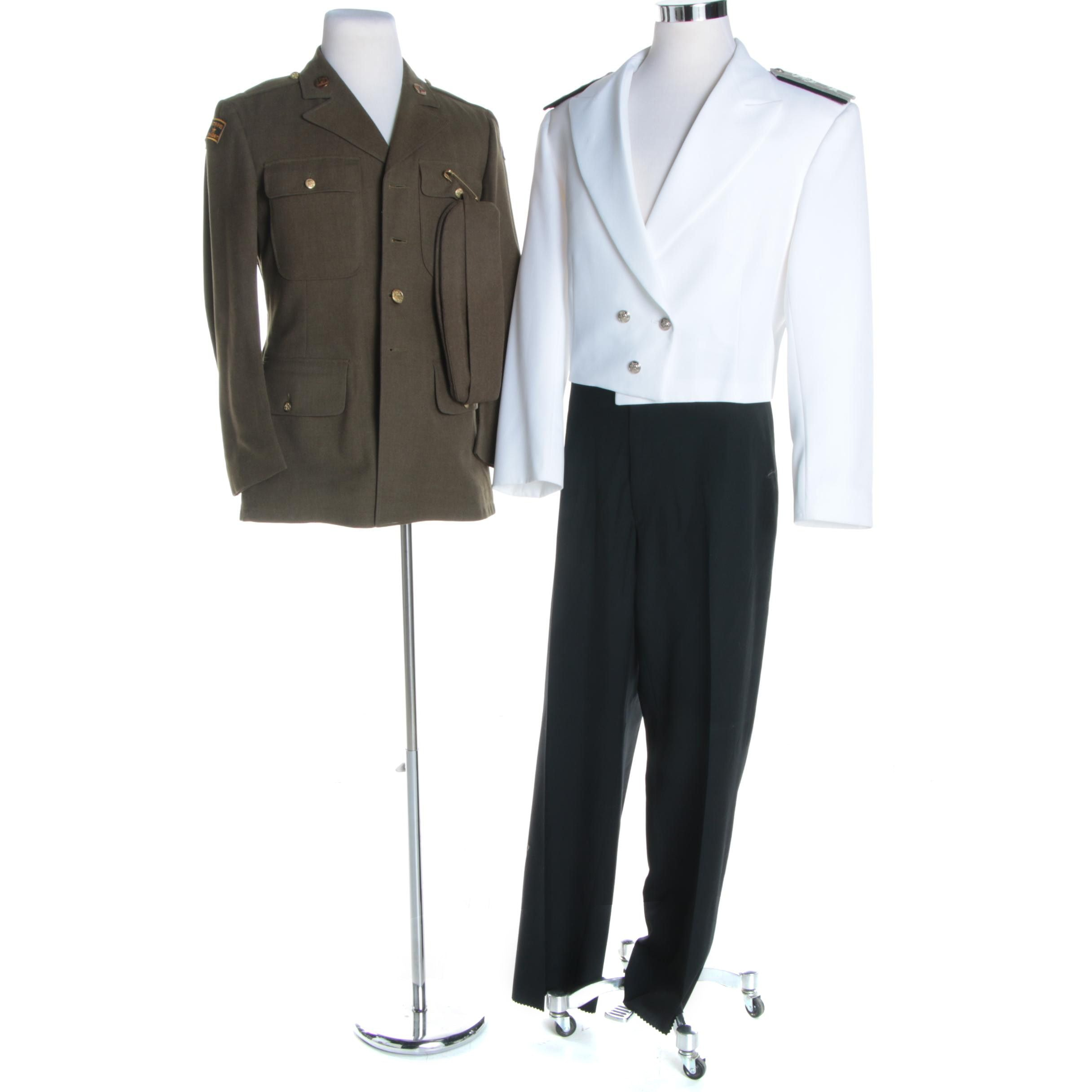 Andy Rooney Replica Stars & Stripes Jacket  and Other Suit