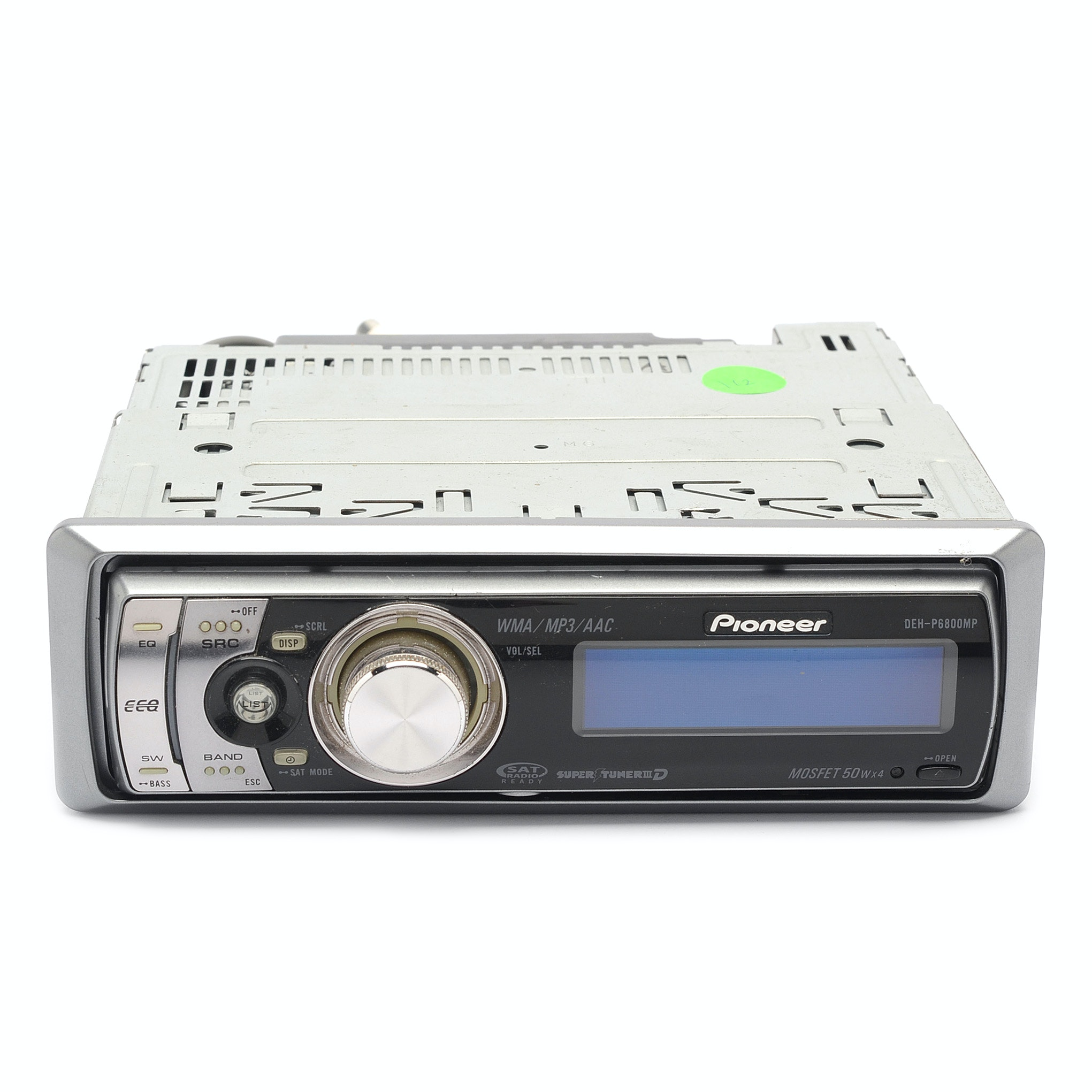 Pioneer DEH-P6800MP Car CD Receiver with MP3/WMA Playback