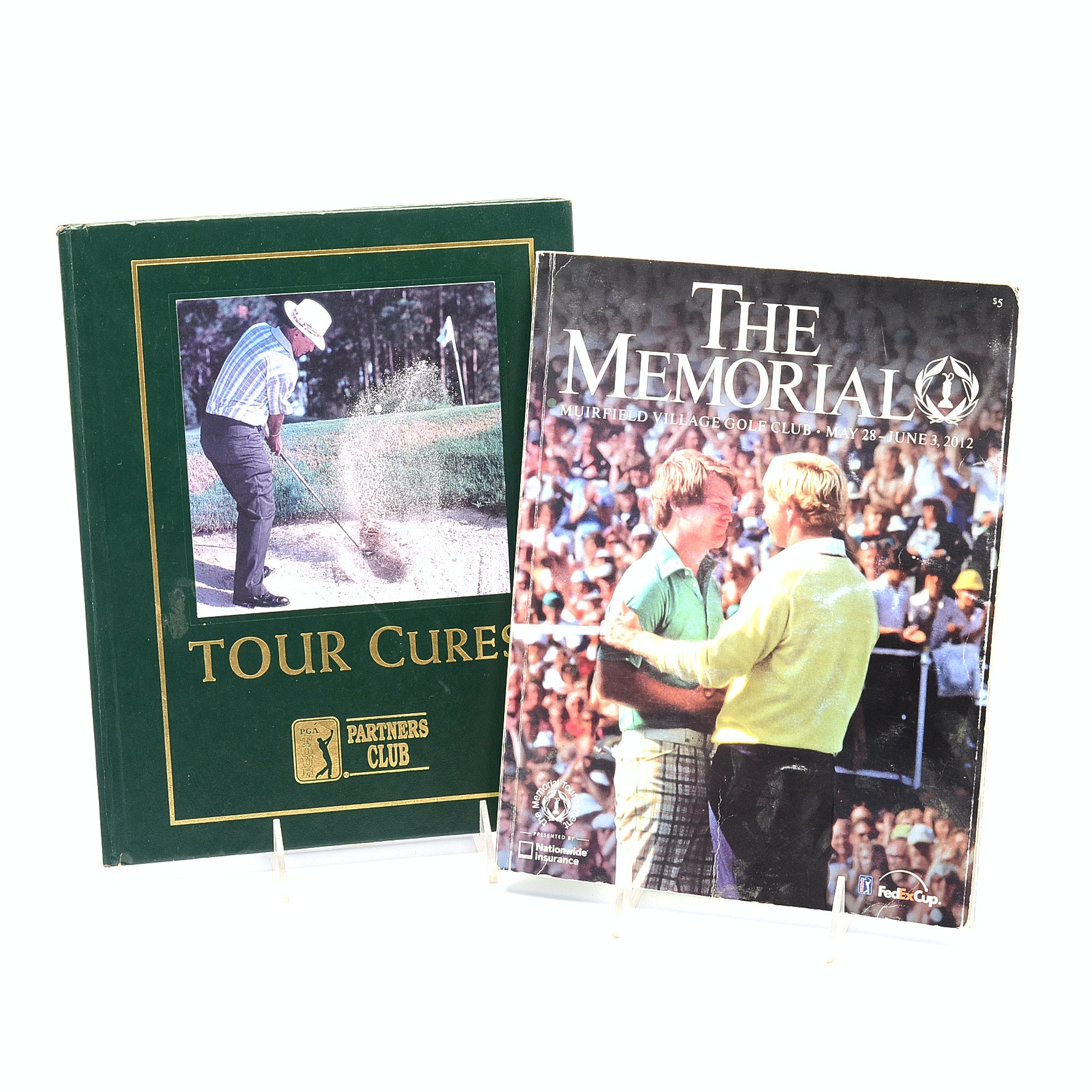 PGA Golf Reference Books