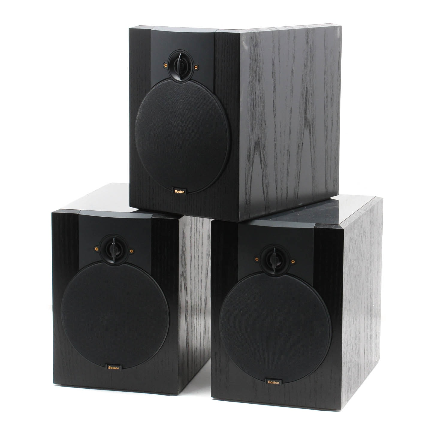 Boston Acoustics Video Reference Monitor Speakers