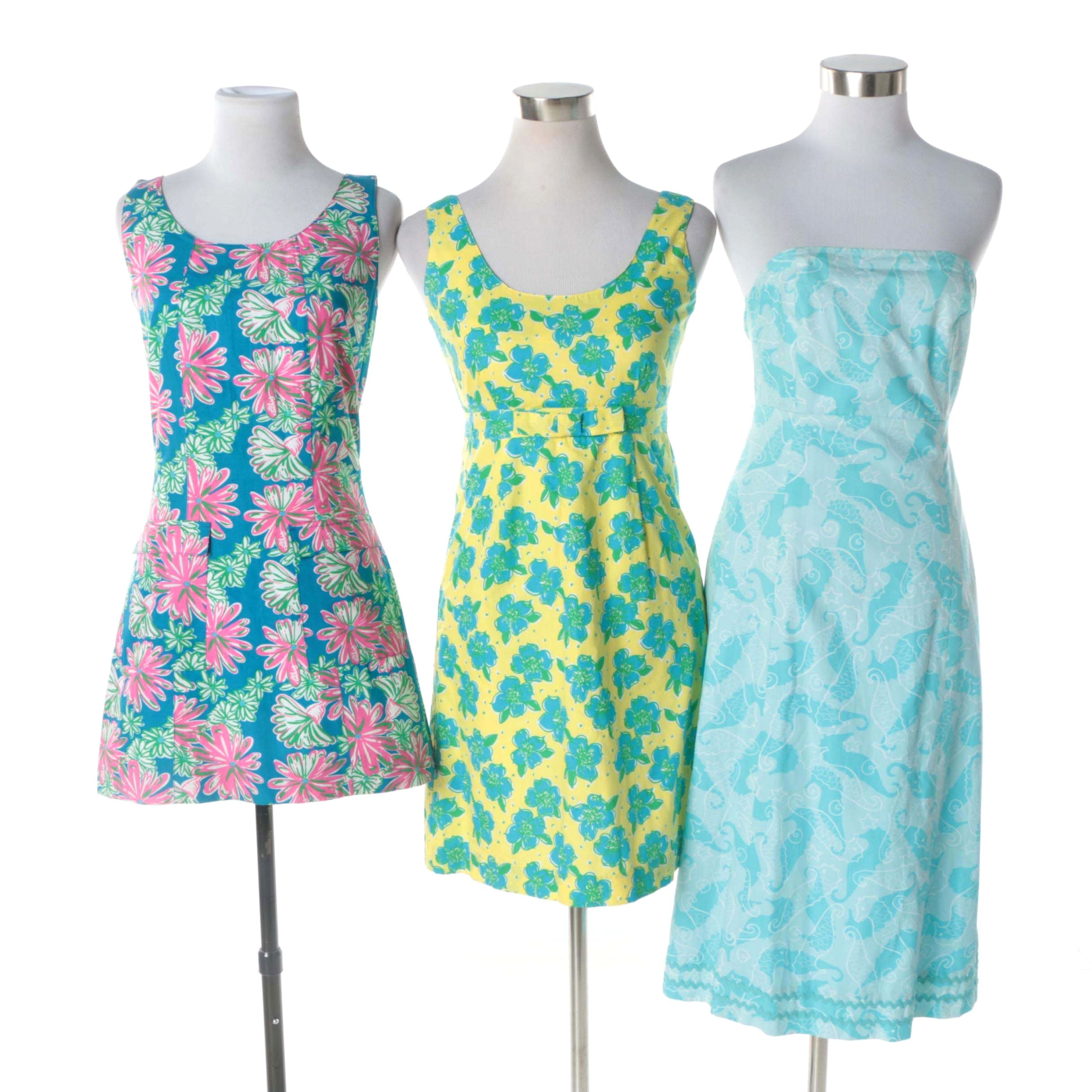Women's Lilly Pulitzer Cotton Casual Dresses