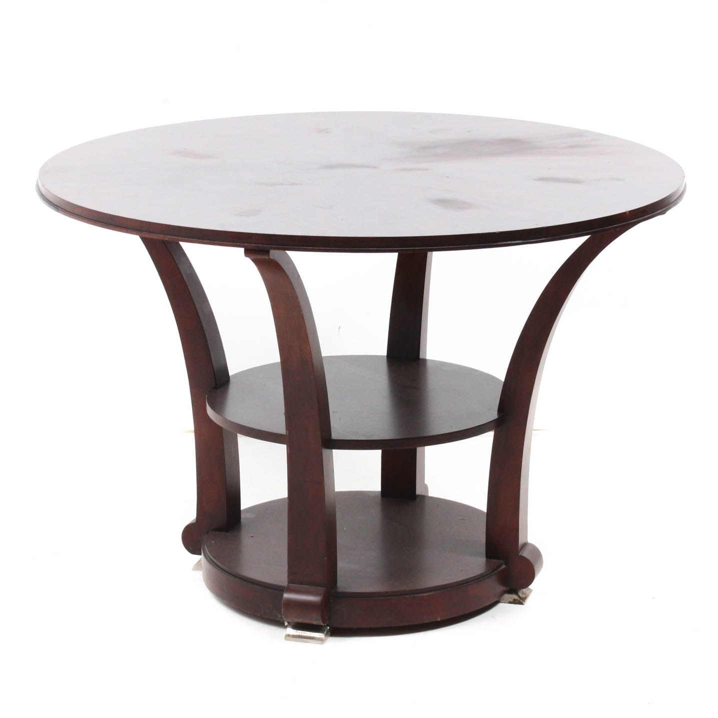 Modern Style Dining Table By Hekman Furniture