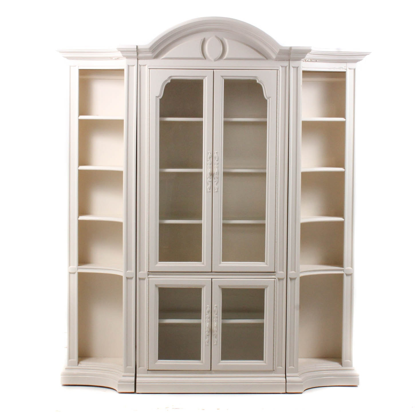 White Display Cabinet ...
