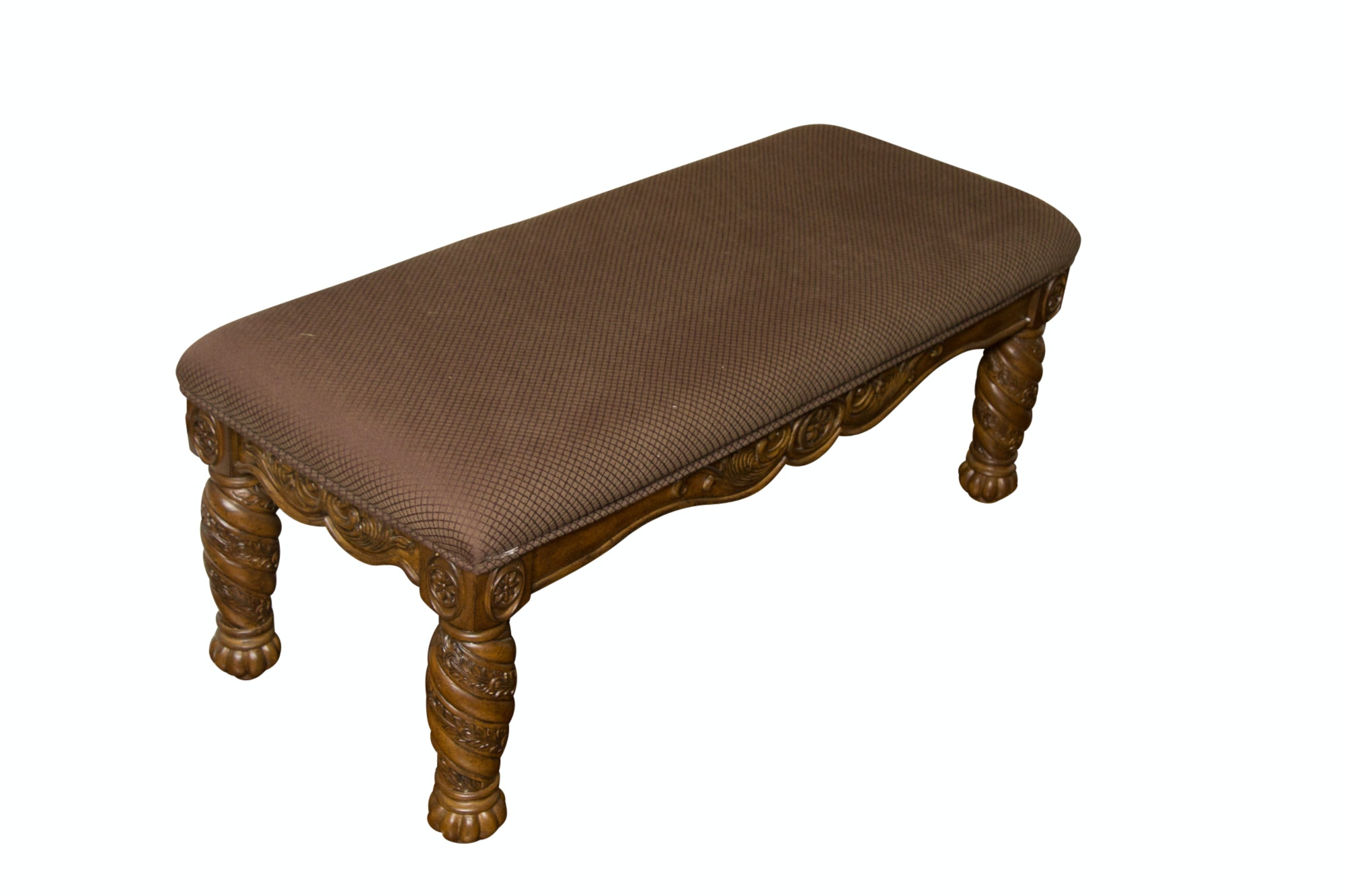 Upholstered Ashley Furniture Bench