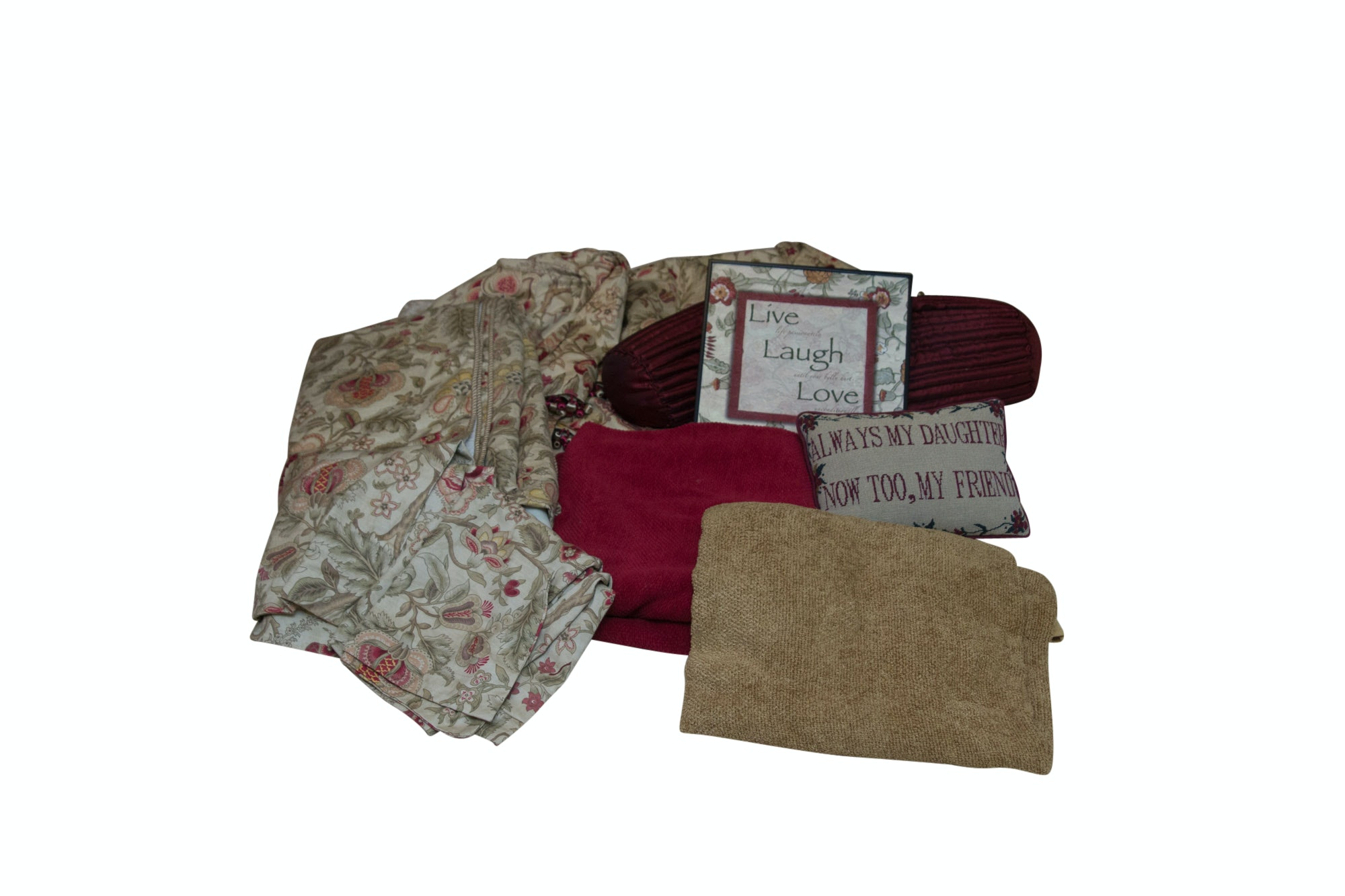 Assorted Bedroom Linens