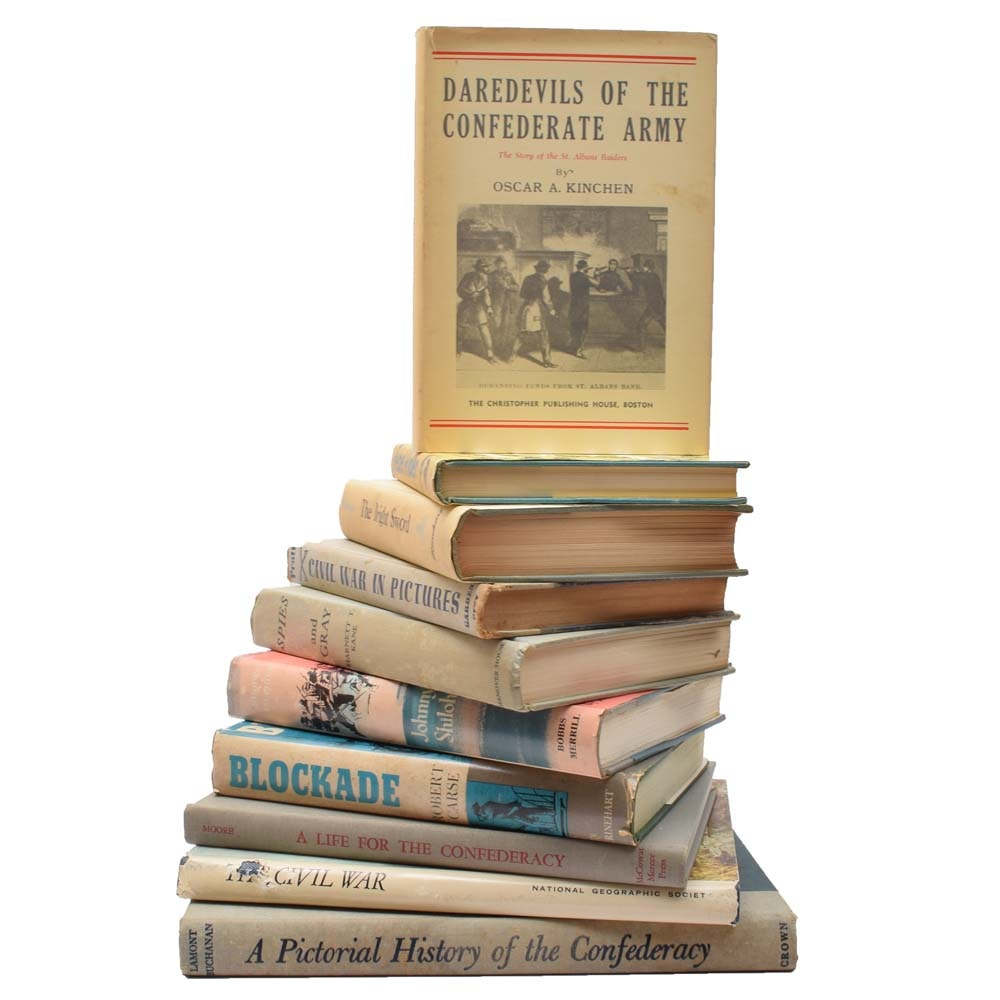 Books on the Civil War