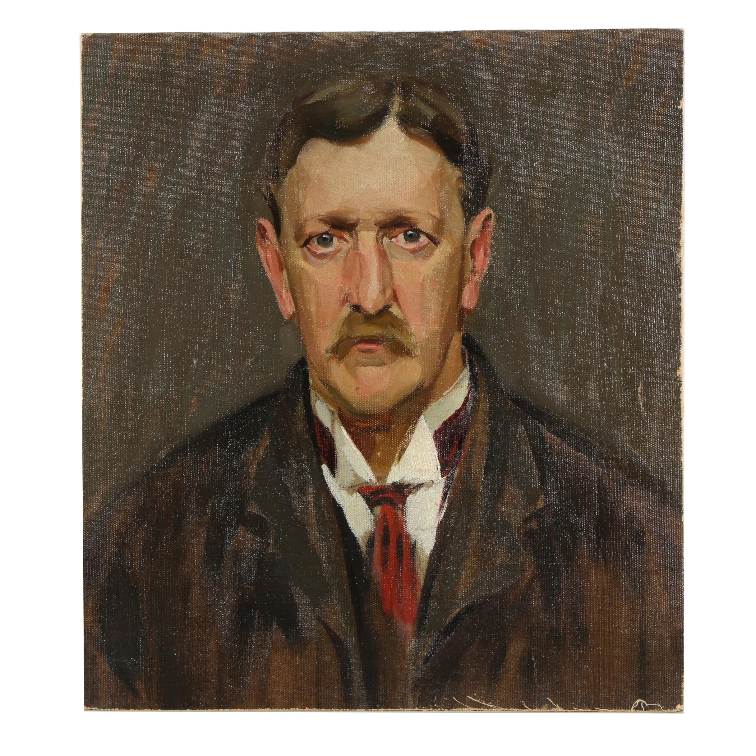 Robert Whitmore Oil Painting