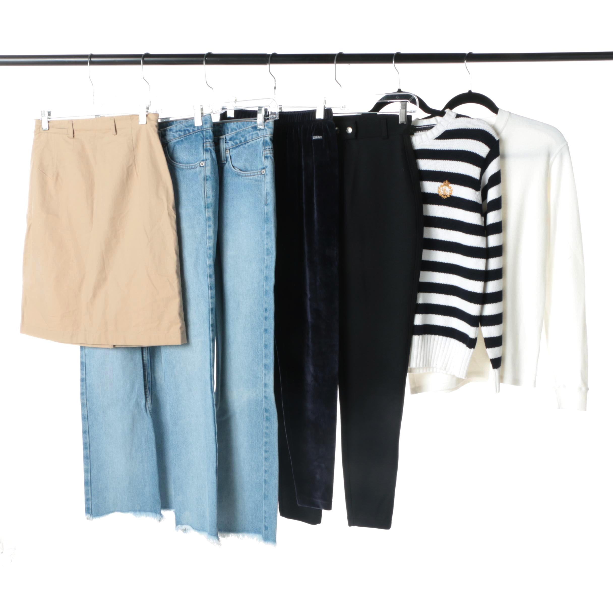 Women's Ralph Lauren Brand Clothing Separates