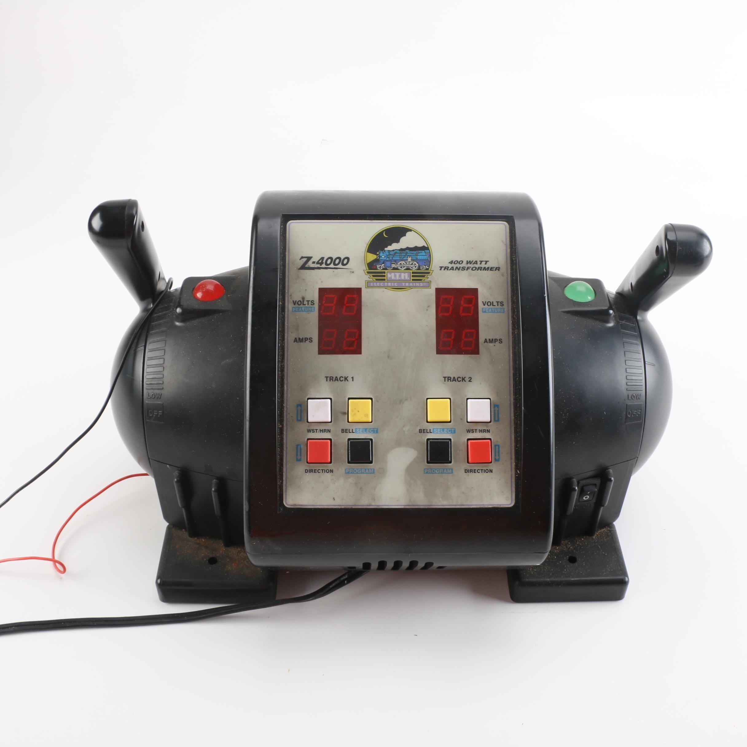 MTH Z-4000 Electric Model Train Transformer
