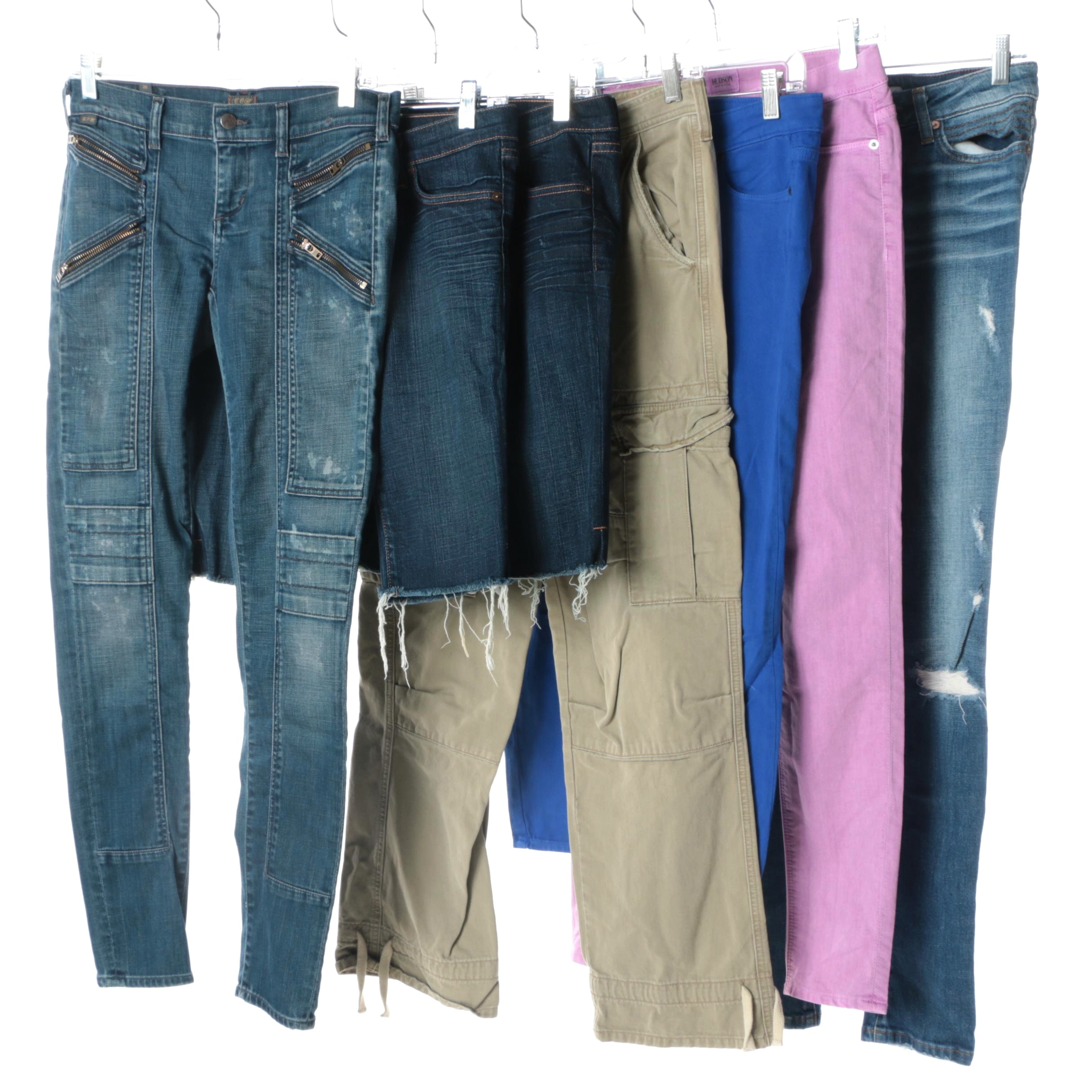 Women's Jeans, Shorts and Pants Including J Brand