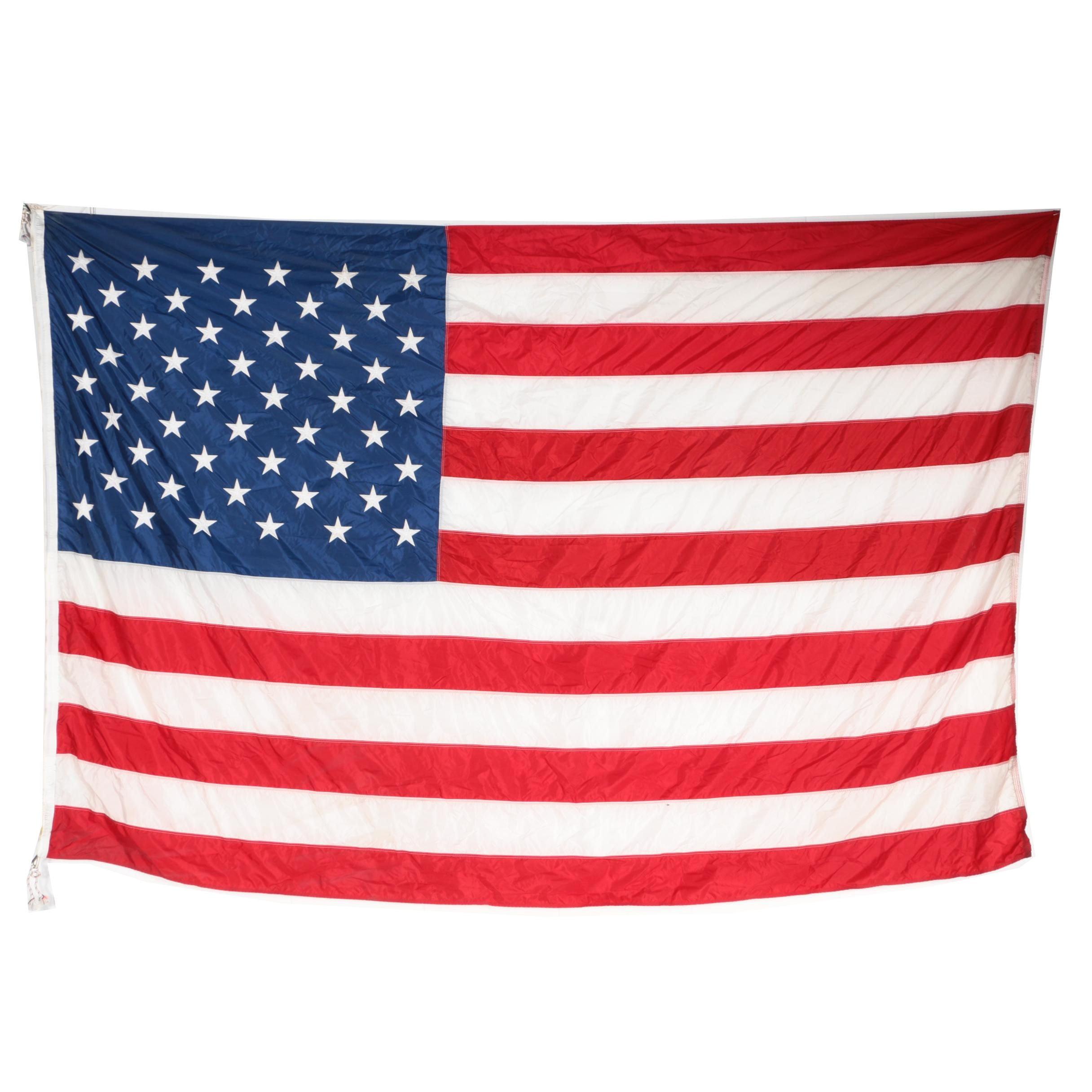 8' x 12' Nylon American Flag