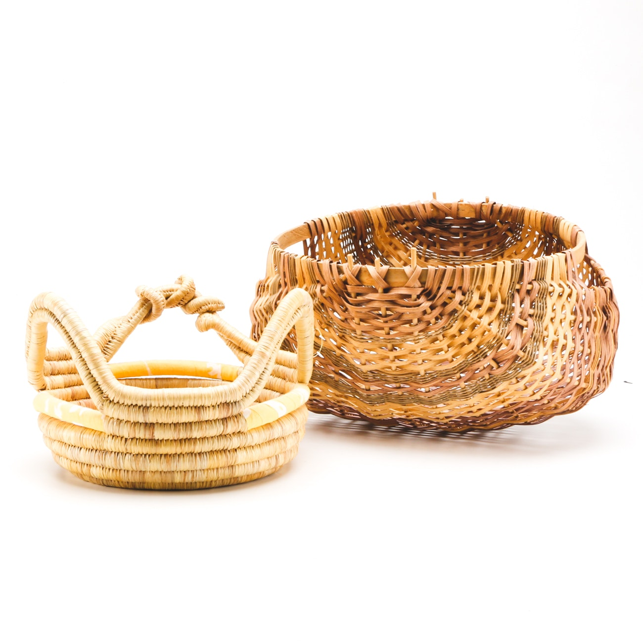 Decorative Woven Baskets