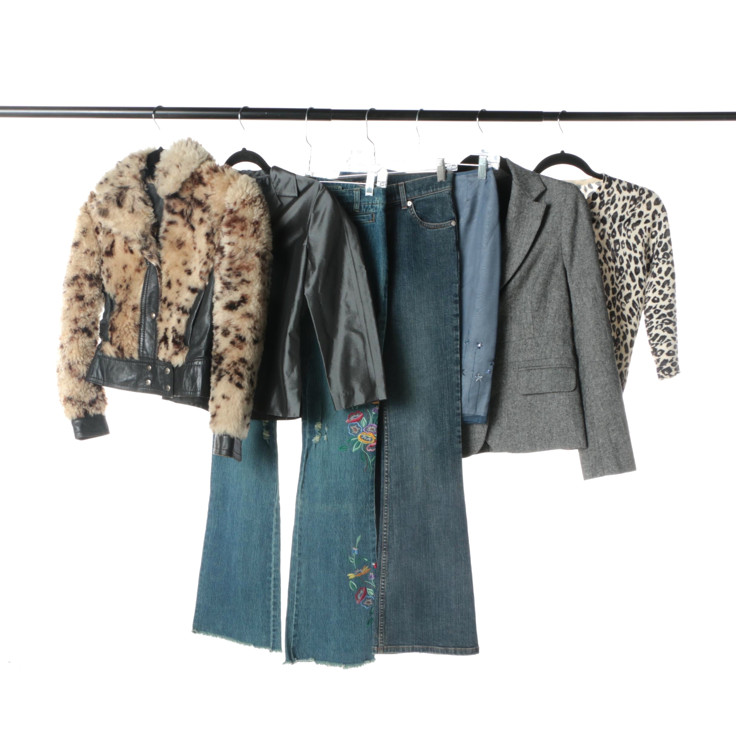 Women's Separates Including Bebe, Juicy Couture and BCBG Max Azria